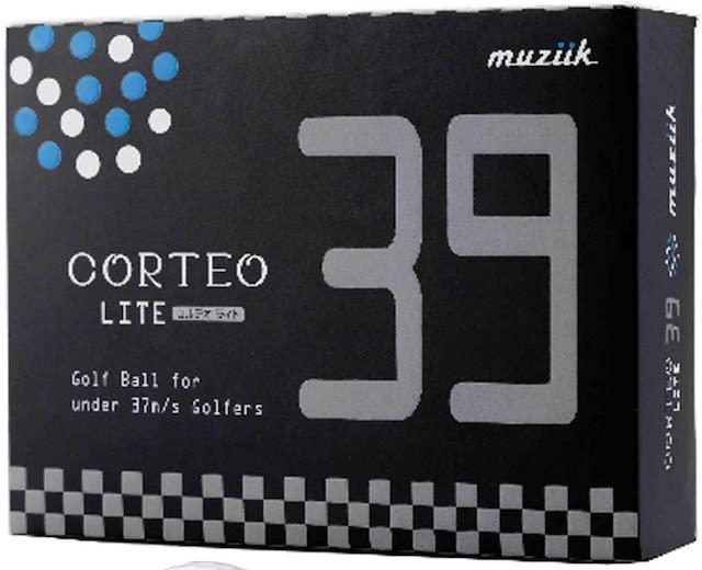 ムジークの『コルテオライト39』