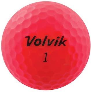 ピンクカラーのゴルフボール