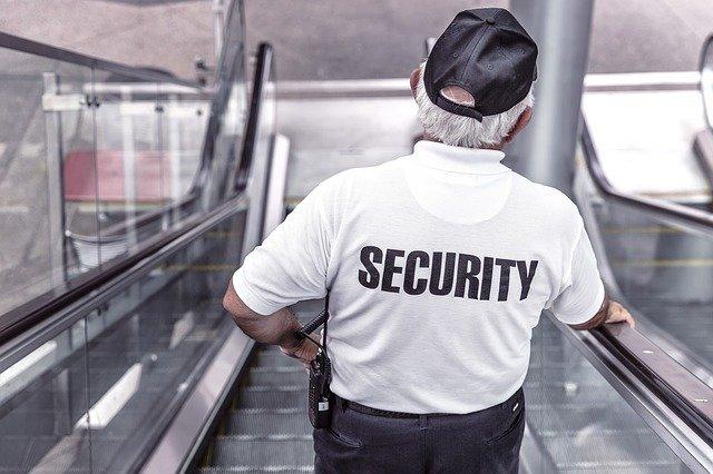 アルバイト:警備員