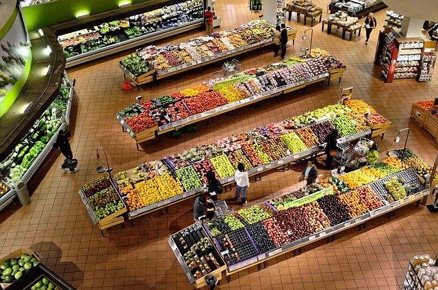アルバイト:スーパー、ドラックストアの品出し