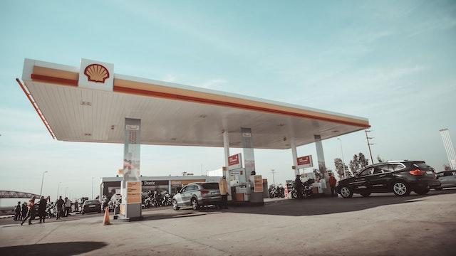 アルバイト:セルフのガソリンスタンド