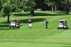 まずはゴルフの腕前はどのくらいか確認しましょう