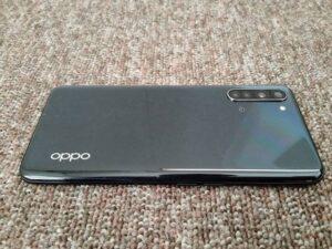 OPPO Reno3 Aの外観デザイン