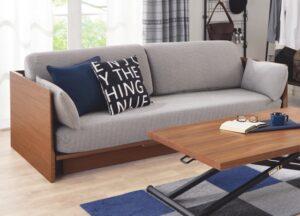 ニトリのソファベッド『B1-USB』のレビュー